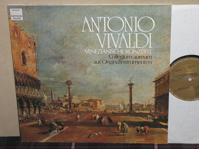 Collegium Aureum - Vivaldi Cto For 2 Violin/Orchestra GERMAN Harmonia Mundi