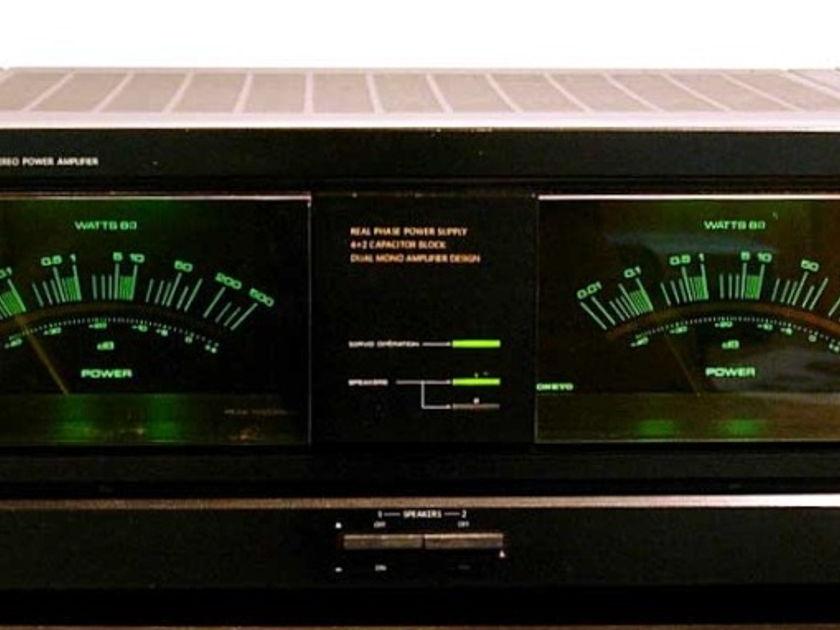 Onkyo Integra M-504 Power Amplifier