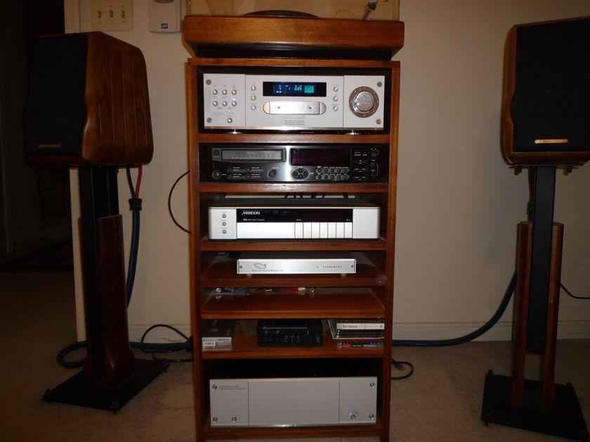 Musical Fidelity A308CR power amplifier
