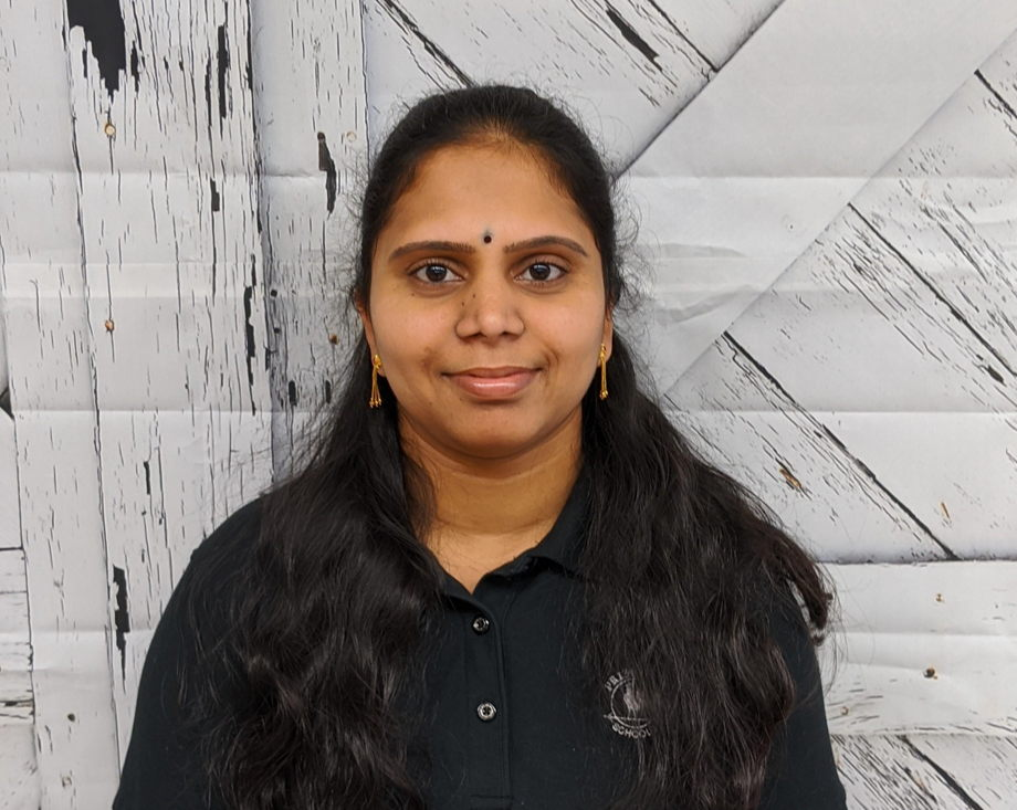 Nirmala Jakkula , Wonder Program Support Staff