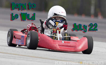 Born to be Wild at Foxtrot NCR Autox