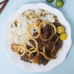 Bistek Tagalog (Filipino Beef Steak)