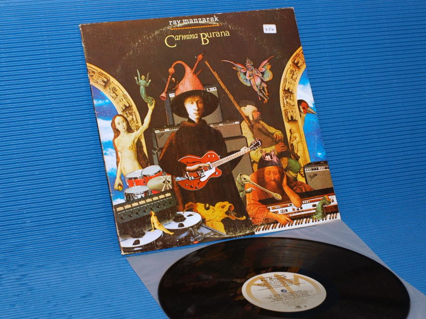 "RAY MANZAREK -  - ""Carmina Burana"" -  A&M 1973 Promo R Ludwig"