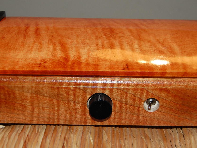DIY B1 Buffer  Point to Point Preamp