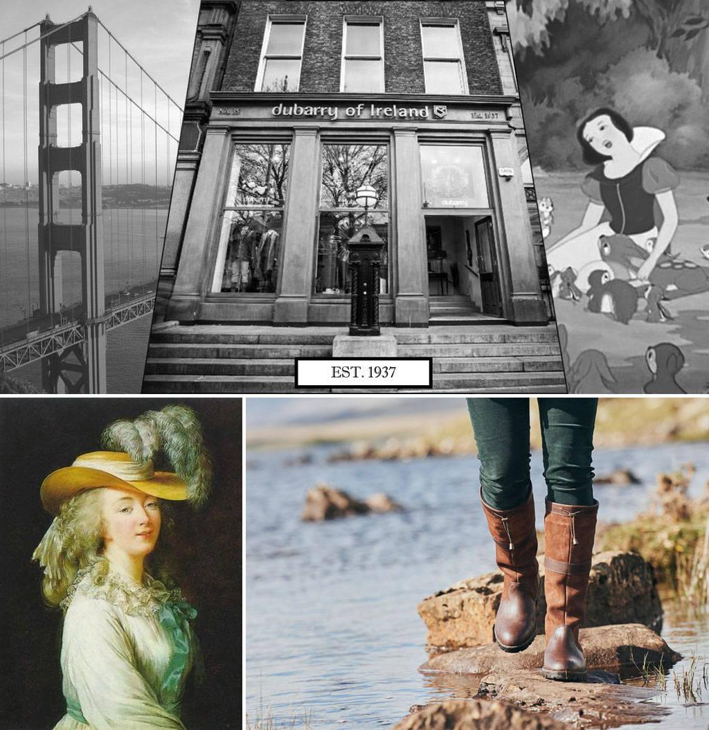 The History of Dubarry of Ireland