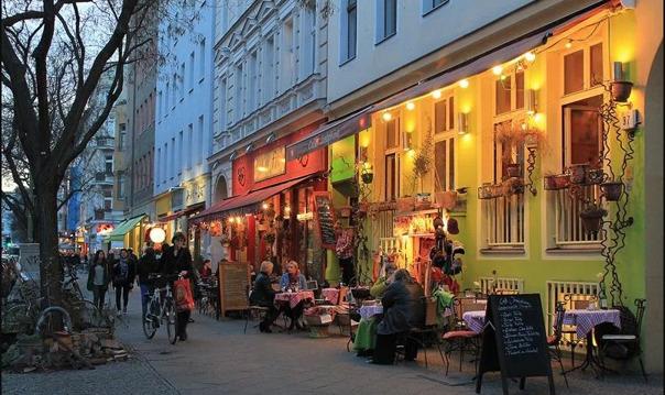 Экскурсия по альтернативному Берлину