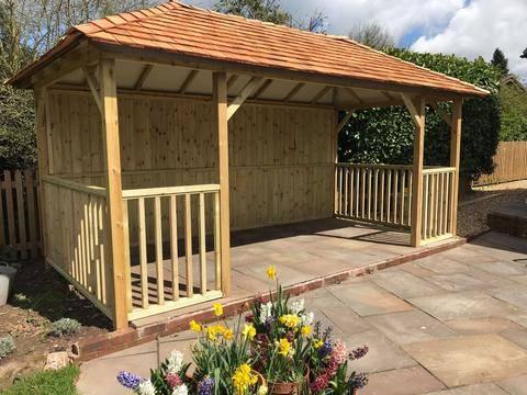 Bespoke Garden Structures