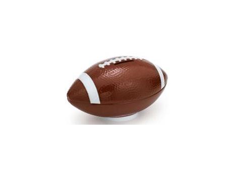 Tiffany's Football Piggy Bank