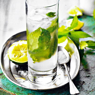 photo cocktail Mojito