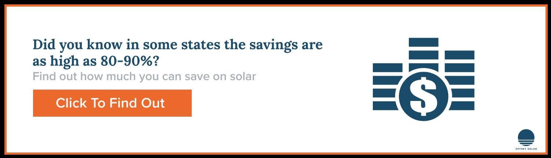 Some savings are as high as 80-90%