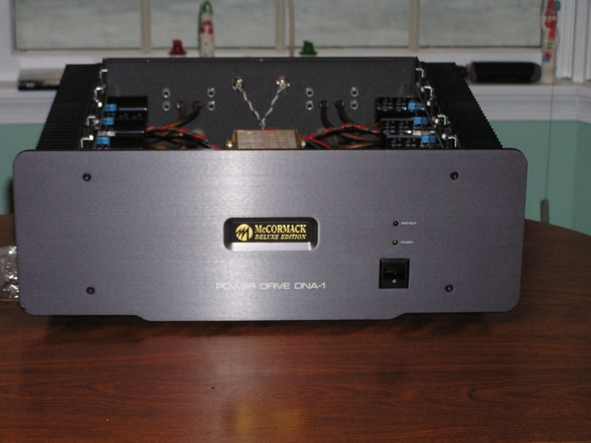 McCormack Power Drive DNA-1 Deluxe Edition - Excellent Condition