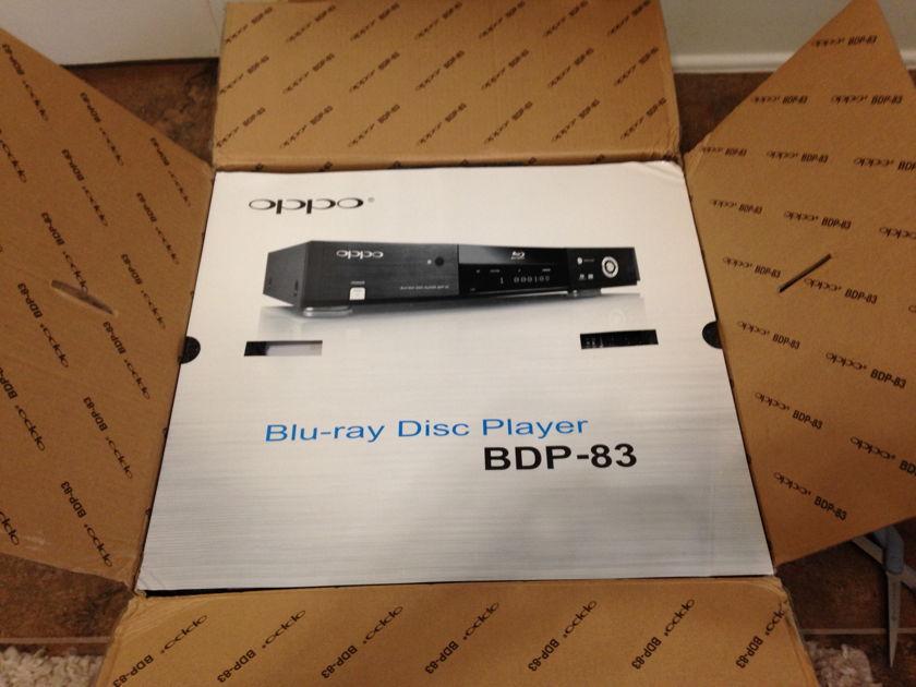 Oppo Digital BDP-83