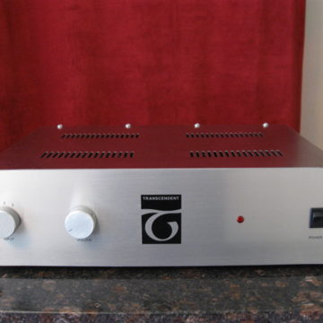 Grounded Grid Tube Stereo Preamplifier