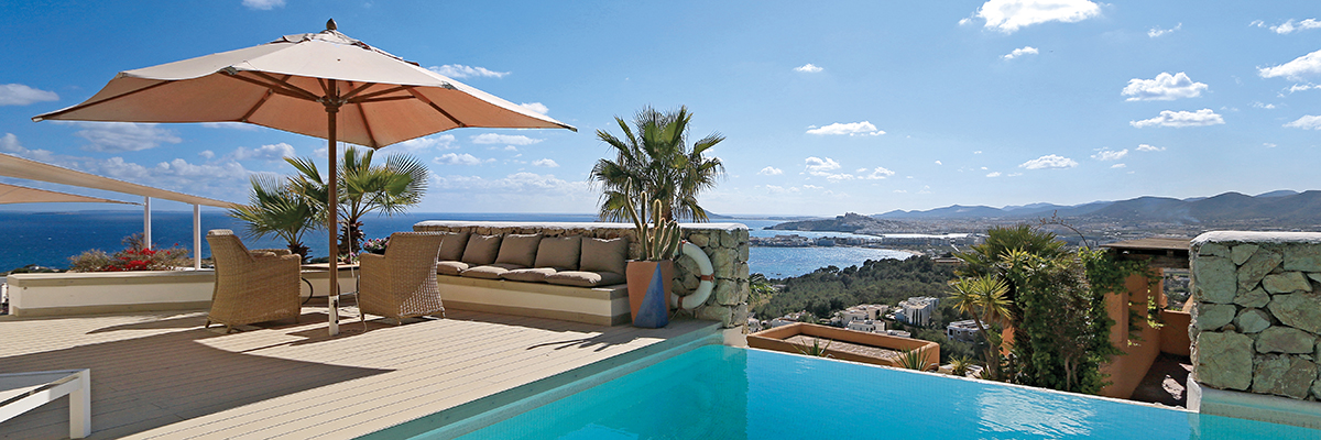 Ibiza - Lovely Mediterranean villa in best location