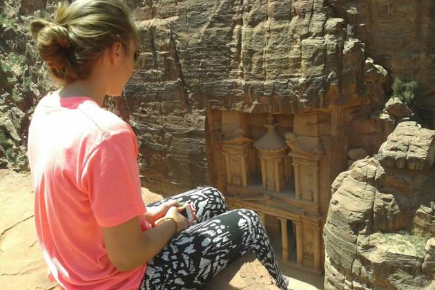 Экскурсия в Петру (Петра, Иордания)