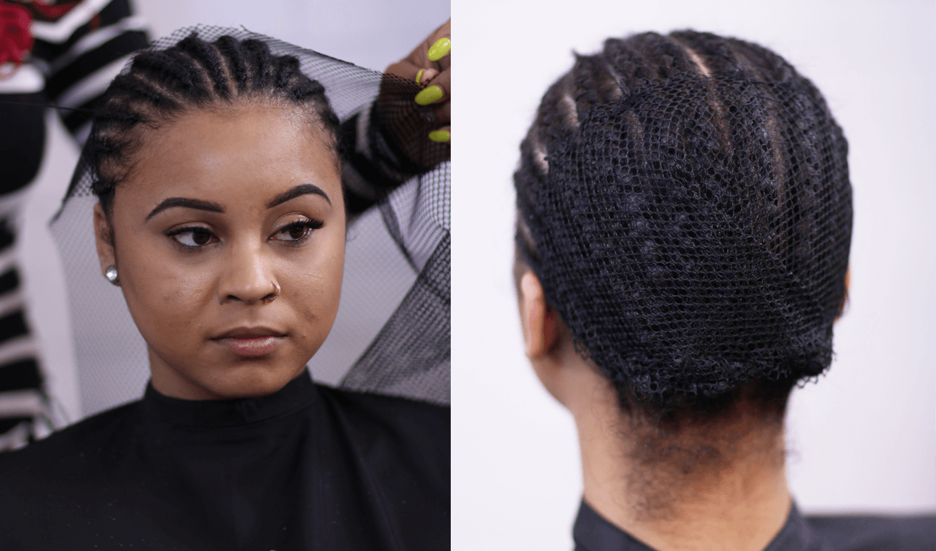 how to apply a lace frontal