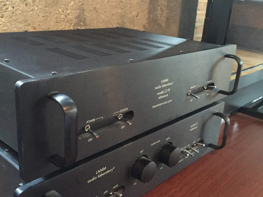 Lamm Industries L2 Reference Preamp