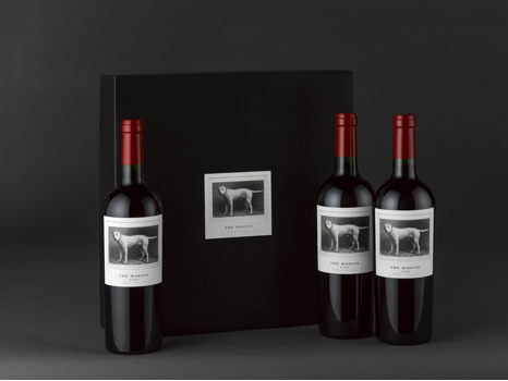 The Mascot  Napa Valley Mini Vertical from  Will Harlan