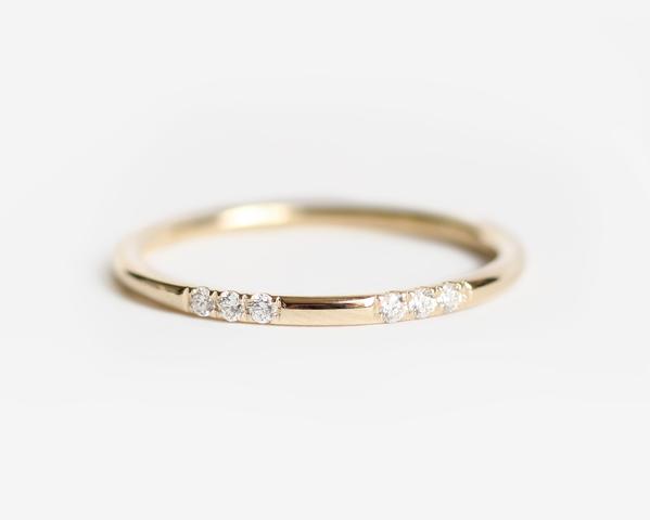 Consider the Wldflwrs | Seis Diamond Band