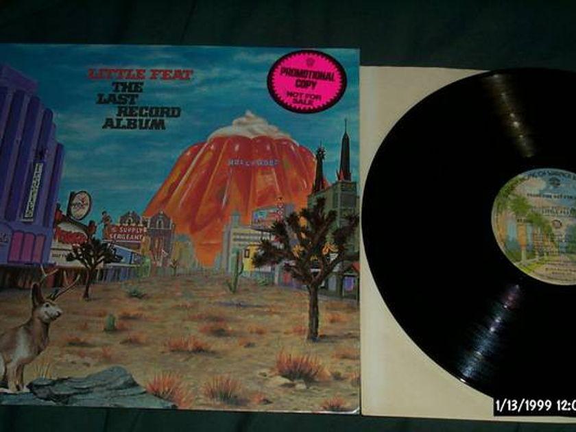 Little feat - Last Record Album promo lp nm