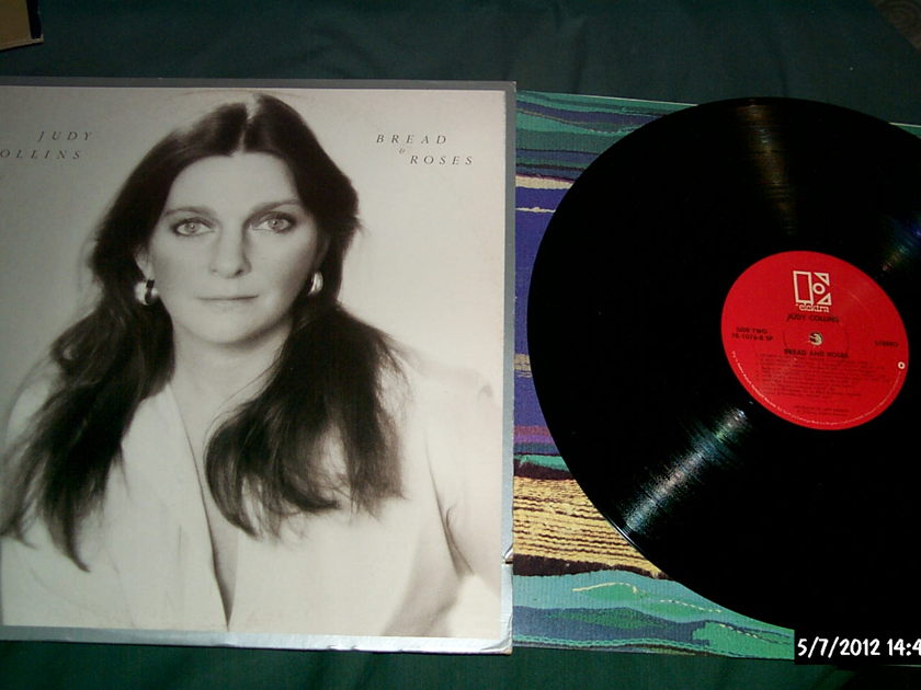 Judy Collins - Bread & Roses LP NM