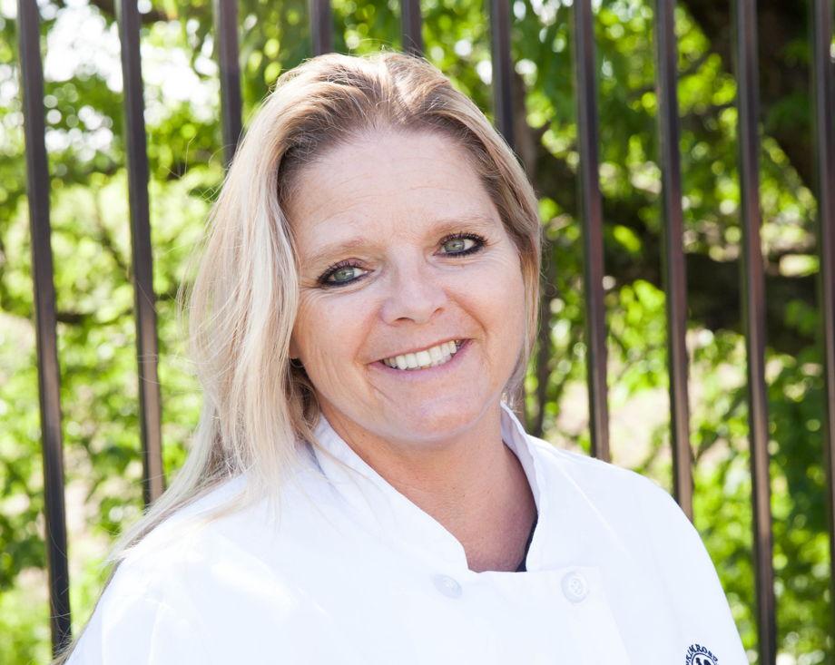 Chef Robin McInnis , Chef