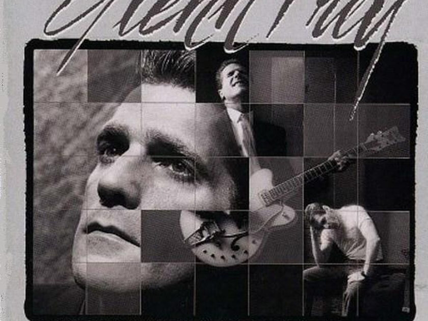Glenn Frey - Soul Searchin' - / Promotional copy / NM