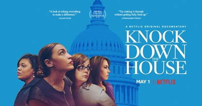 Knock Down the House - Free Outdoor Screening!