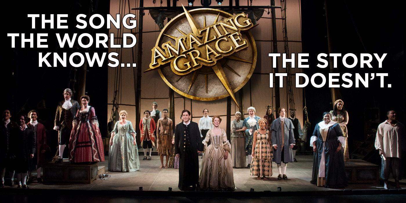 Amazing Grace at the Shubert Theatre
