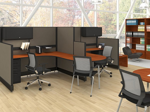 Friant System 2   Office Furniture San Diego, CA