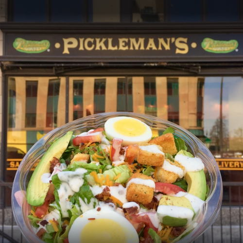 Picture of Pickleman's Gourmet Cafe is open for takeout and delivery