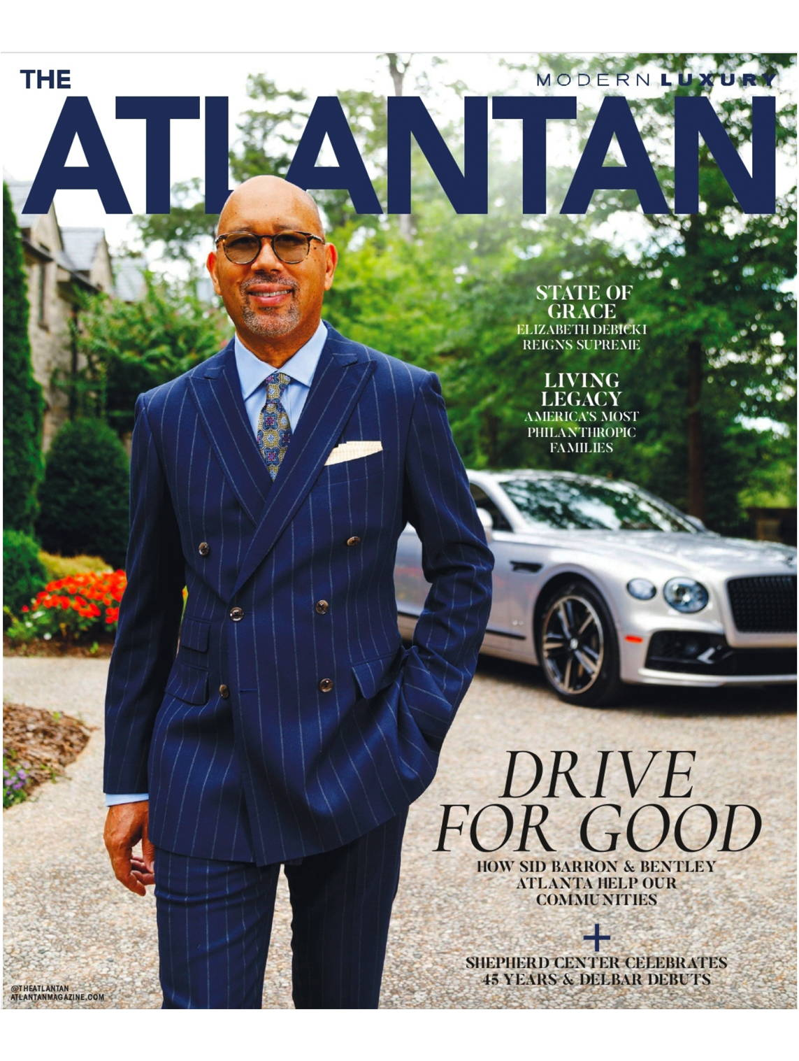 Modern Luxury The Atlantan November 2020 Issue Featuring Adelina Social Goods