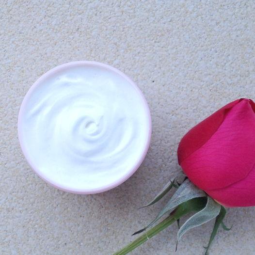 крем - суфле с розой  FIGURA