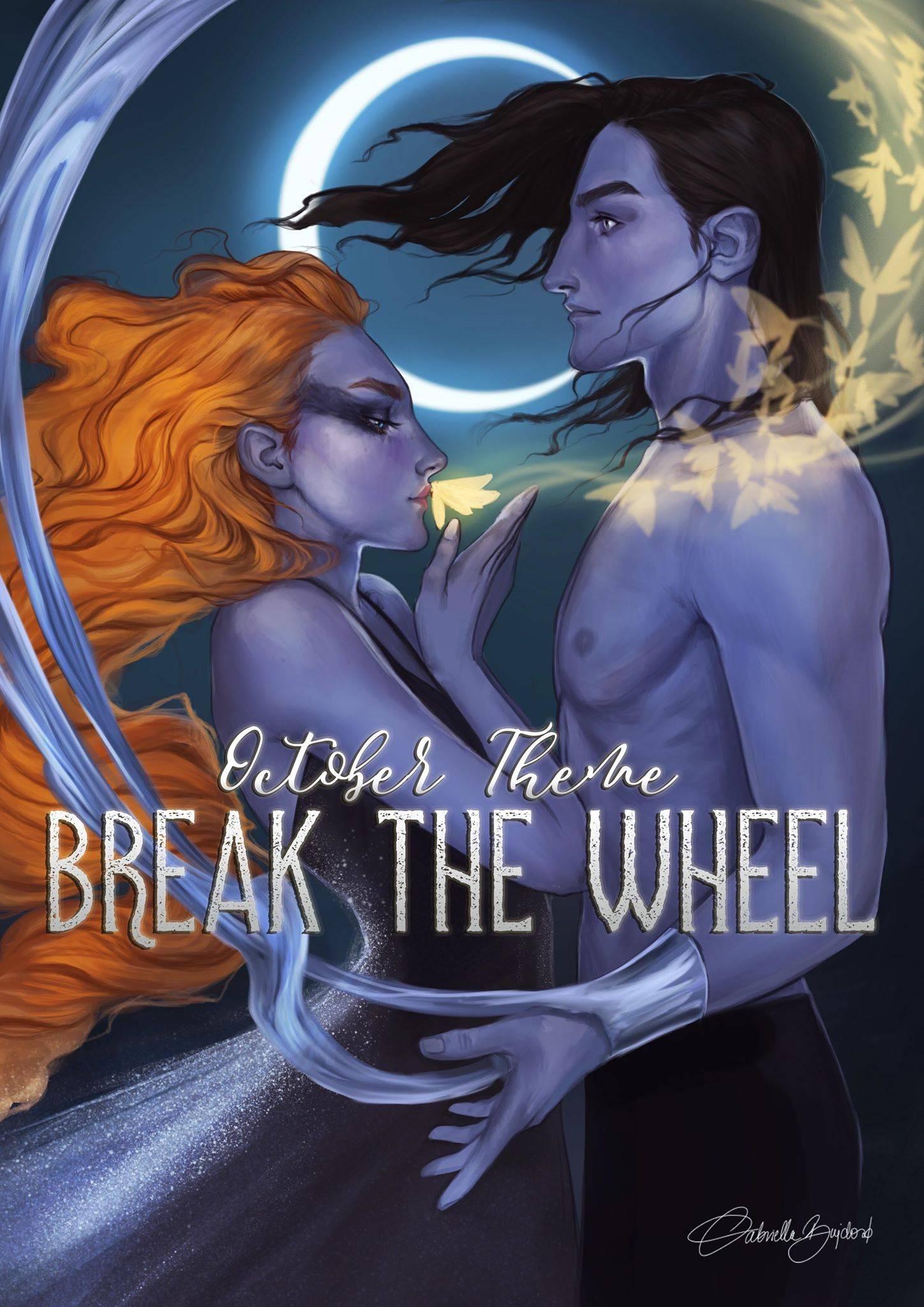 October Theme: Break the Wheel
