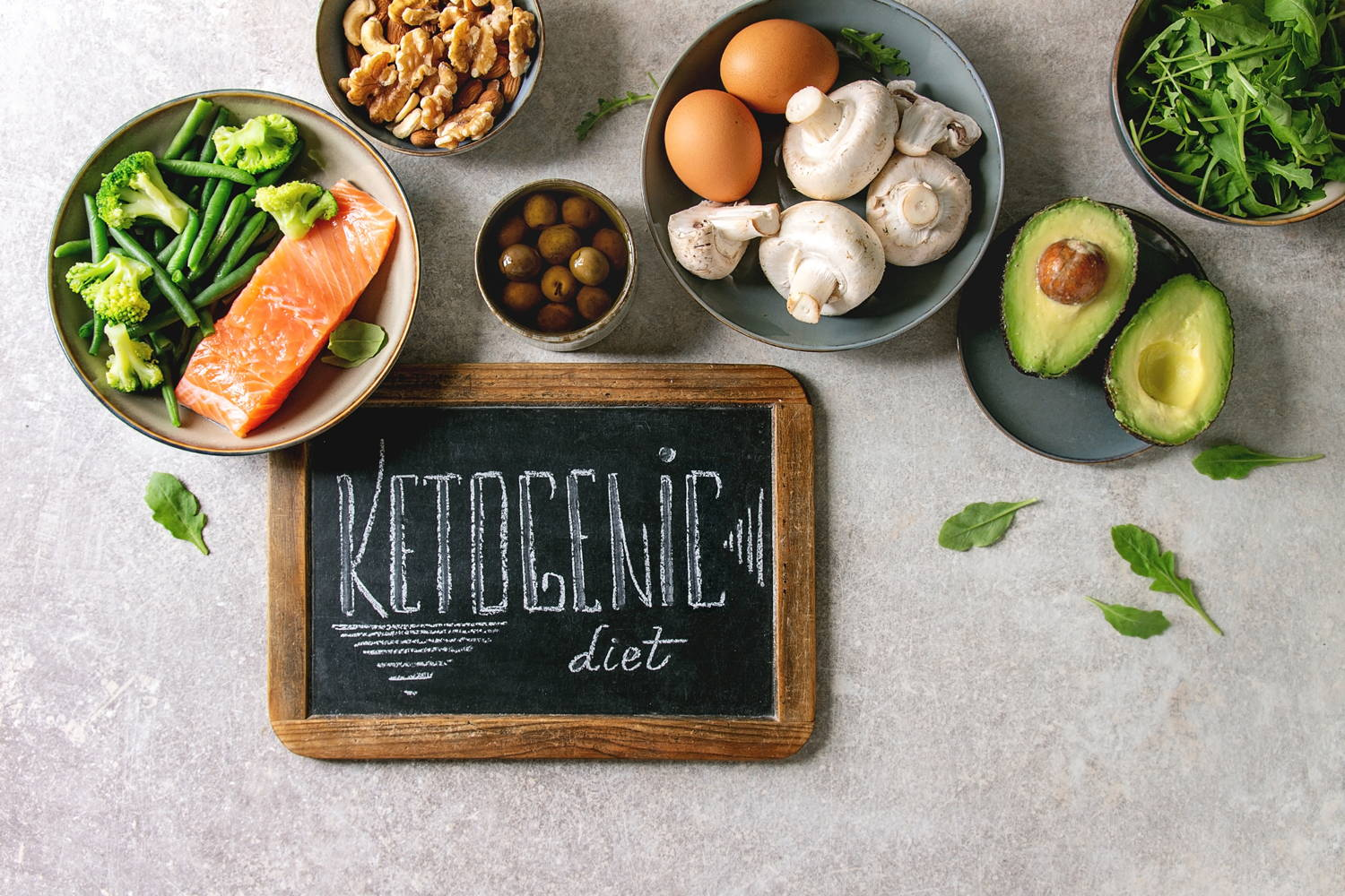 4 Health Conditions That the Keto Diet May Be Able to Help With