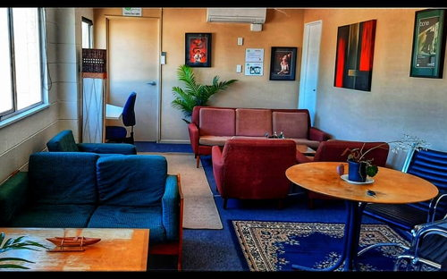 HOT #2 Lounge Space  in creative & performing arts facility in Onehunga - 0