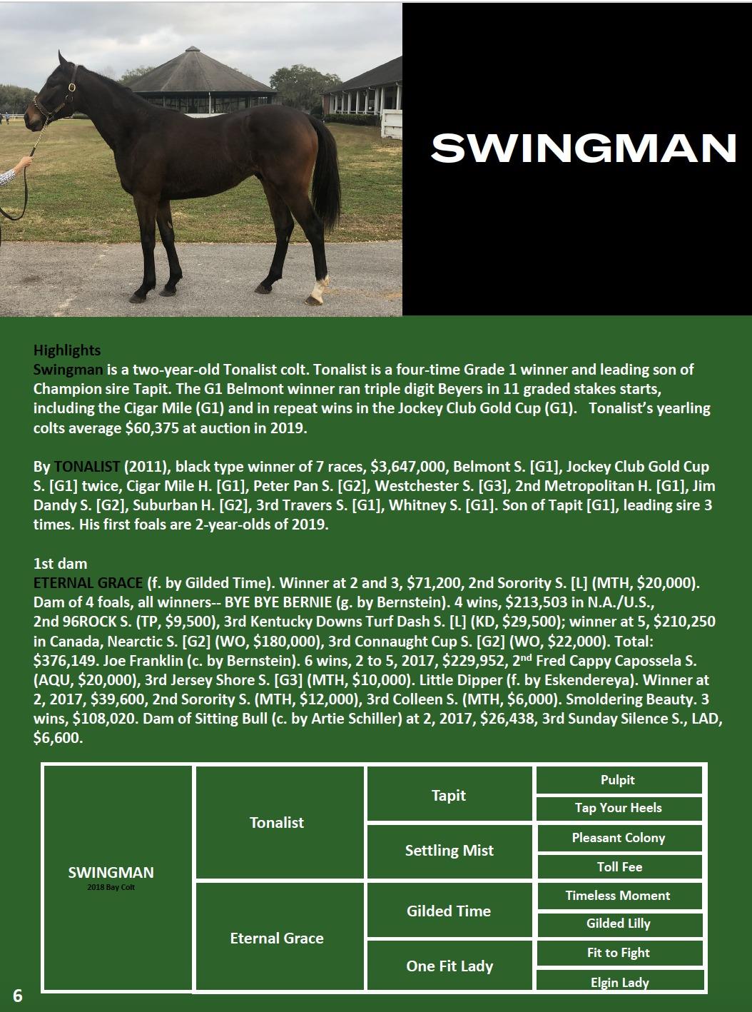 swingman