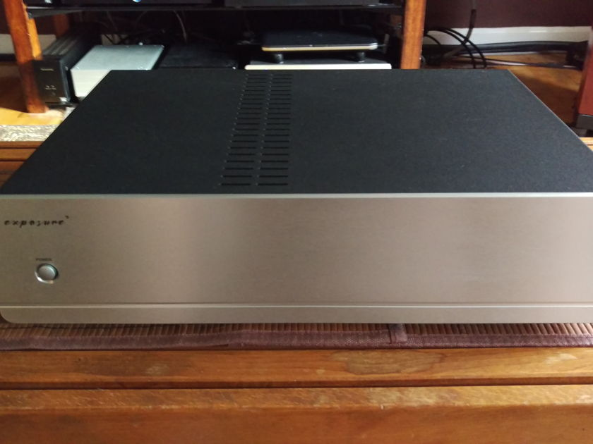 Exposure Electronics 3010S2 Power Amp - Price Drop