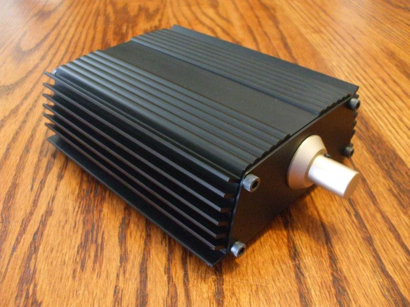 Brand new custom single input w/ Vishay NUDE Z FOIL Resisters