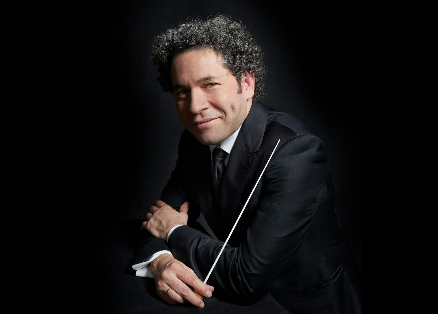 Music & Artistic Director Gustavo Dudamel