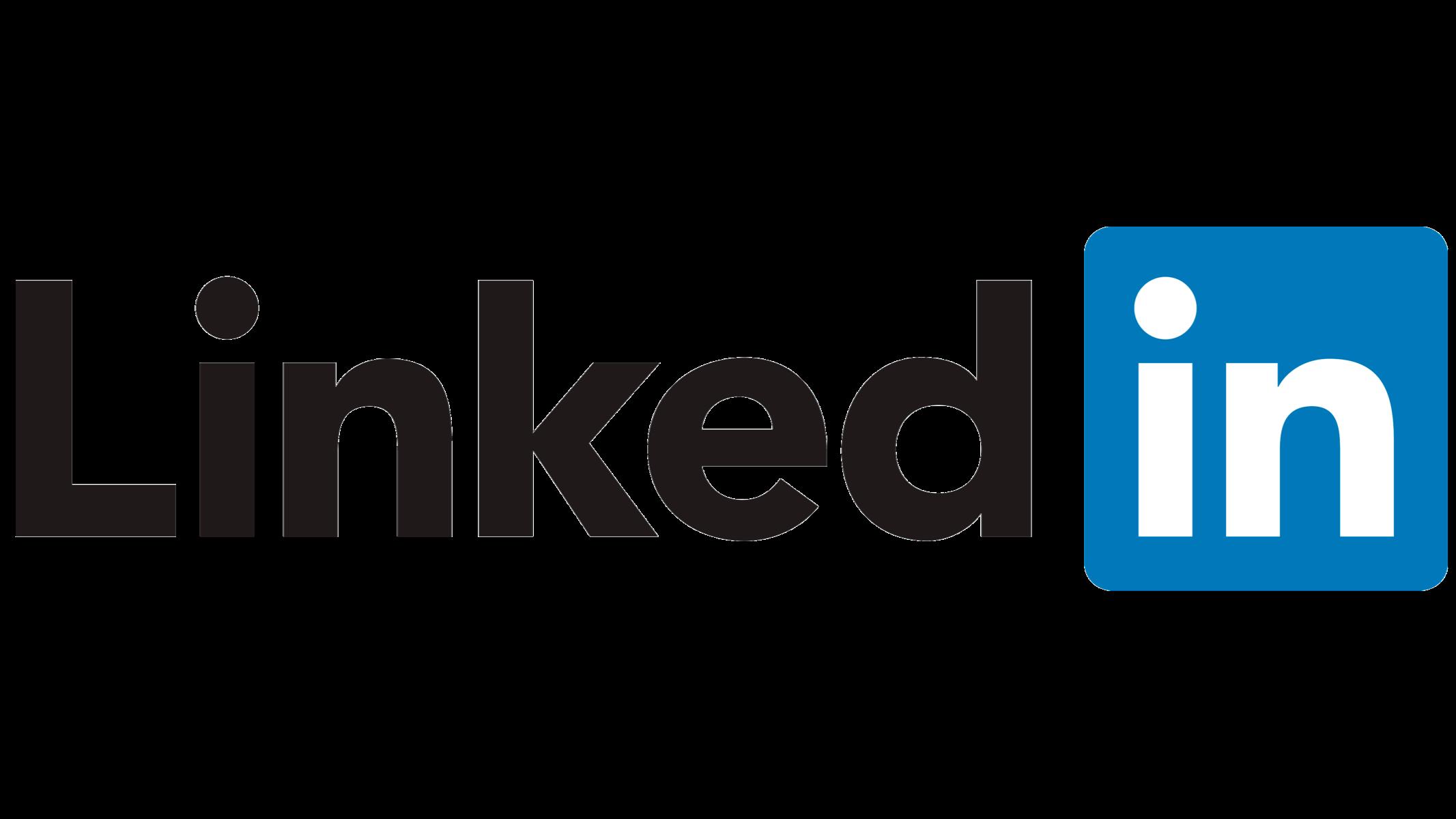 Linkedin logo 2011–2019