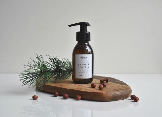 «Хвоя и Чайное дерево» гидрофильное масло для проблемной кожи