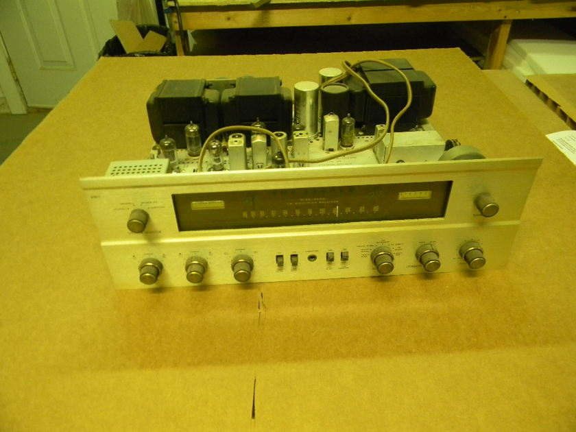 FISHER   500C NICE CLEAN FISHER 500C RECAPPED
