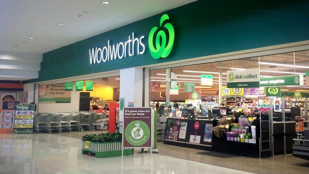 Generic Woolworths Store pictures. ### Picture taken in Dogs Swamp shopping centre without permission. Picture: Ian Munro The West Australian 25/07/2016