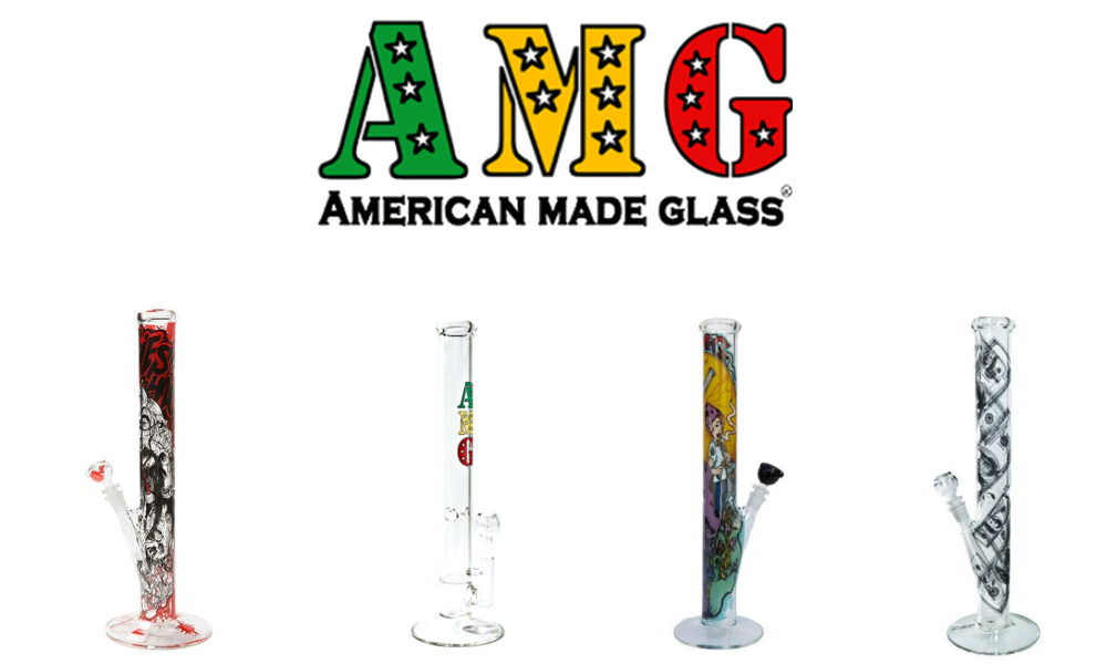 AMG Glass Bongs