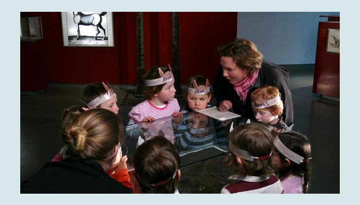 westfälisches pferdemuseum kindergeburtstag