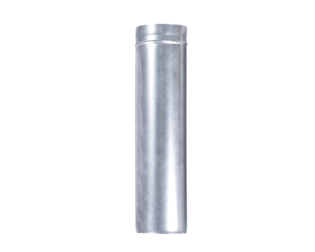Stove Pipe Piece, 85 mm