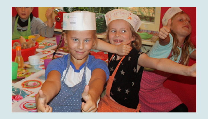 kinder kochschule kinder beim kochen