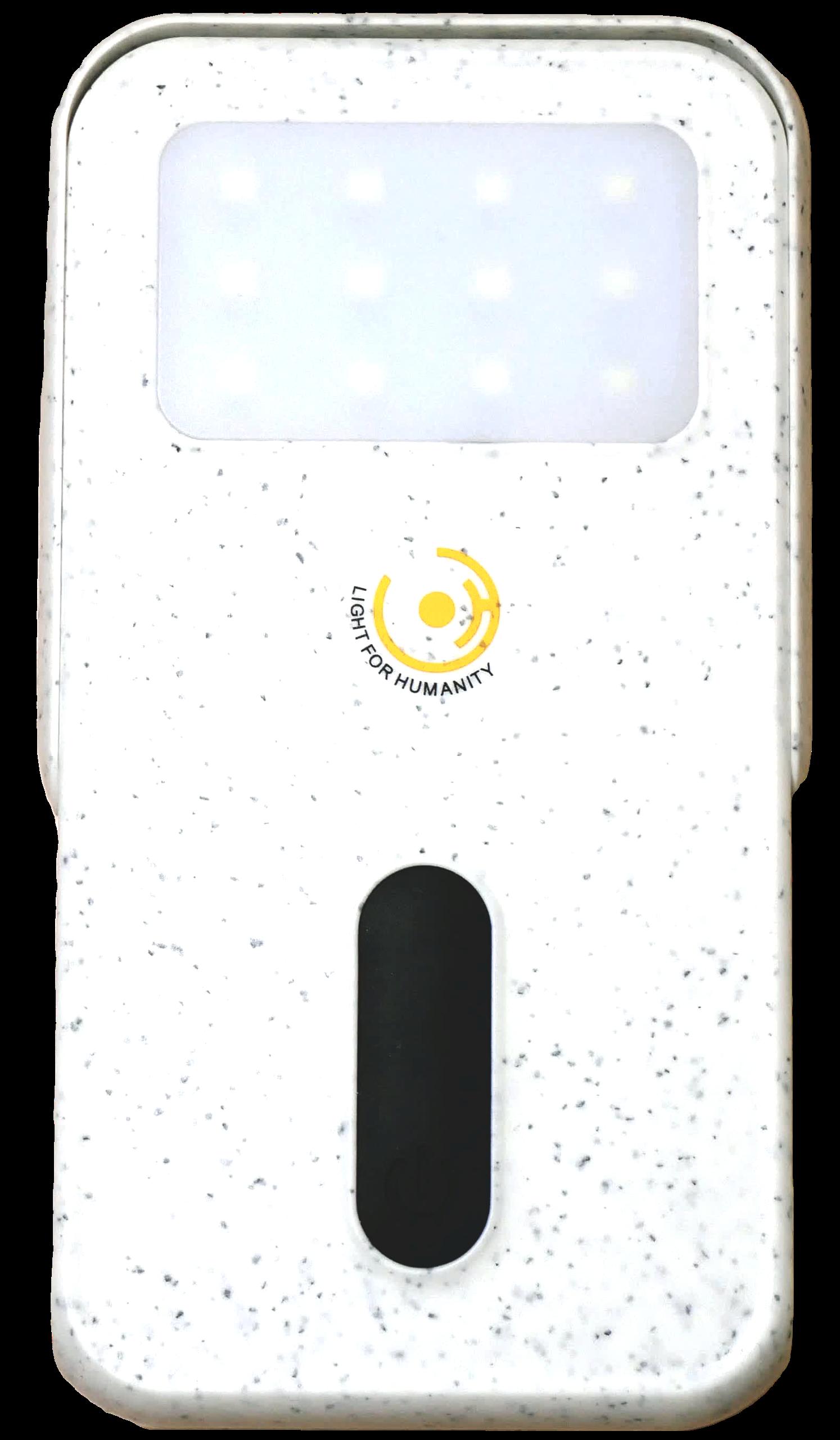 lámpara batería solar solar bank