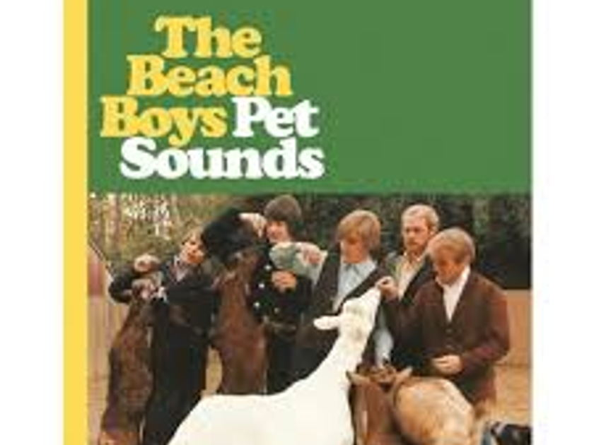 The Beach Boys - Pet Sounds (50th Anniversary Super Deluxe Edition)